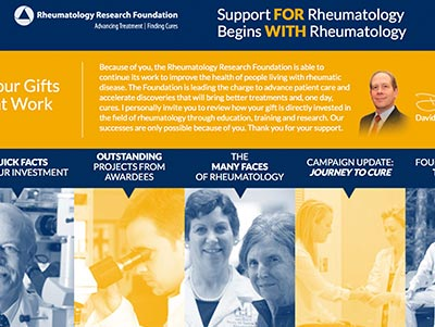 American College of Rheumetology