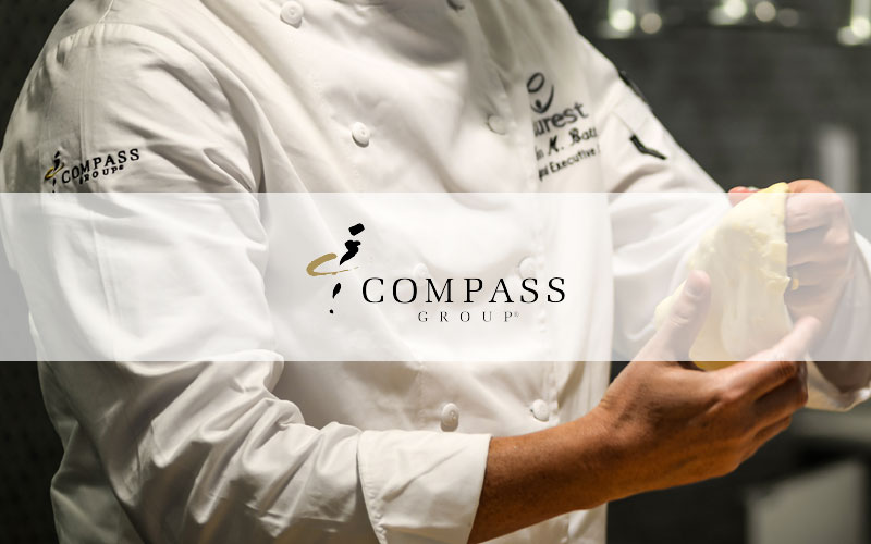 Leading food services company Compass partners with Grafx Design and Digital