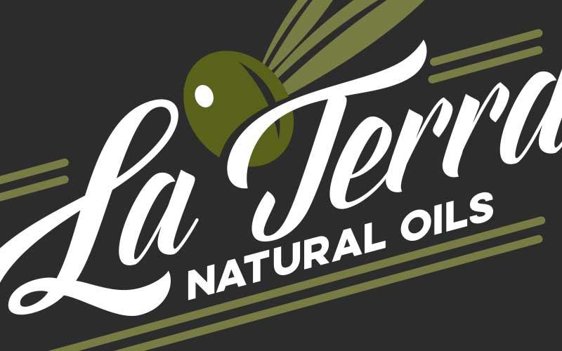 La Terra Natural Oils Logo