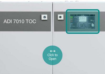 Metrohm Interactive TOC Analyzer Tool