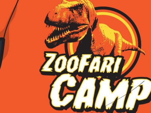 Birmingham Zoo Zoofari Camp T-shirt