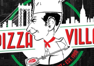 Pizza Villa Logo