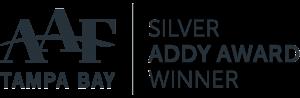 Silver Addy Award Winner