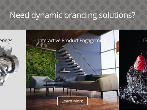 MediaLab 3D Solutions Studio Website